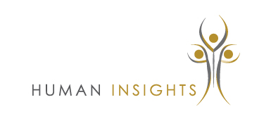 Human insights logo design